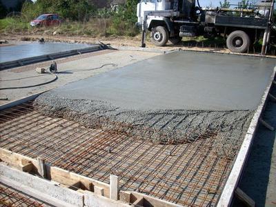 расценки на все виды работ по бетон