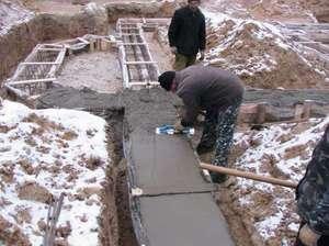 Расценки на все виды работ по бетон раствор цементный м75 цена за м3