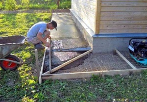 Работа по бетону заказать бетон скопин