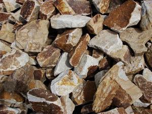 Разновидности бутового камня