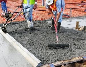 Подвижность тощего бетона вибратор для бетона купить в леруа мерлен