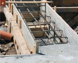 Принципы вязки арматурного каркаса для фундамента дома
