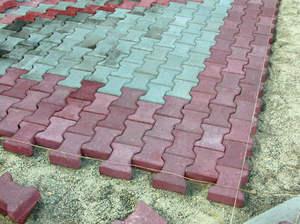 Характеристика тротуарной плитки