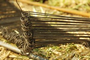 Как правильно вязать арматуру для фундамента, какие нужны инструменты и материалы для вязки арматуры