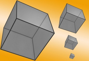 Как высчитать метр кубический бетона