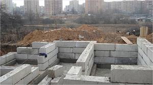 Стоимость фундаментных блоков