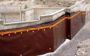 Классификация гидроизоляции
