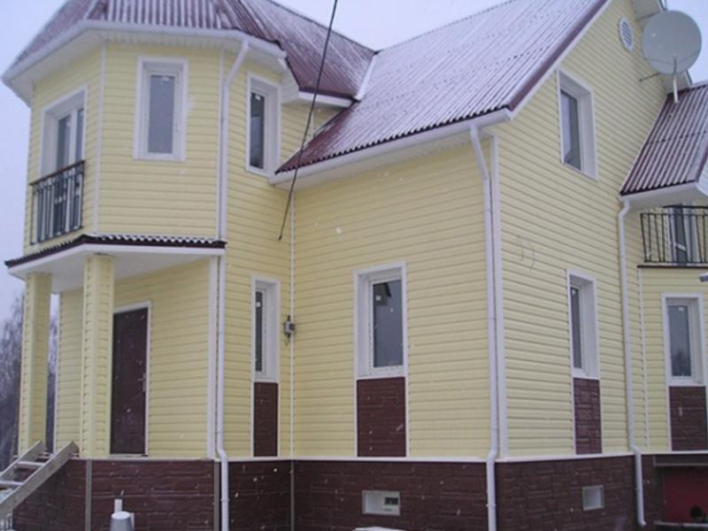 сайдинга Mitten - siding-ps.ru